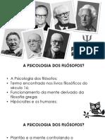 Psicologia - Aula 1