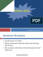 Handal Sifir