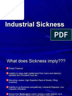 Industrial Sickness Final