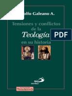 Tensiones y Conflictos de La Teologia en Su Historia Adolfo Galeano.pdf