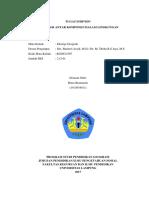1513034011 Bimo Bramantio Tugas Individu Ekologi Geografi