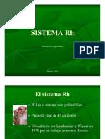 Sistema Rh