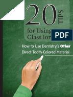 20 tips Glass Ionomers.pdf