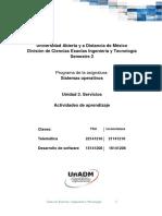 U3 Actividades de Aprendizaje Dsop