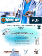EPIDEMIOLOGÍA-PREVENTIVA