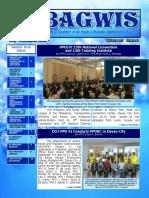 Bagwis Newsletter July -September 2016