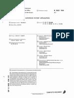 Patent Butynediol (React)