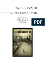 psychology of twd connections