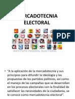 Mercadotecnia Electoral