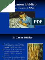 4. Canon Bíblico