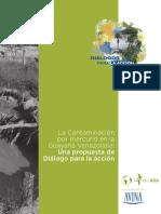 La contaminación por mercurio en la Guayana