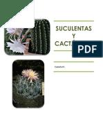 Practica 1 Suculentas y Cactáceas