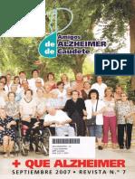 Alzheimer Caudete Nº 7