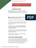 Byzantine Political Economy – Cryptoeconomics – Medium