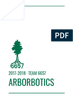 robotics-- team business plan 2017-2018