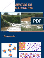 Quimica Del Agua Clase 1