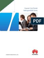 Huawei NE9000 Product Brochure