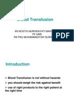 Slide Kuliah Transfusi Darah