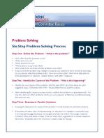 Problem Solving 685110