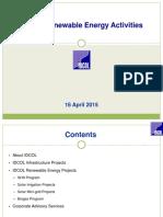 Idcol Re Programs Kfw 16-04-2015