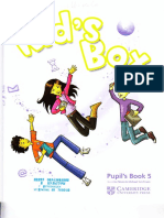 Kids Box Book 5 Pupils Book