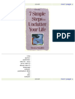 7 Simple Steps to Unclutter Your Life By Donna Smallin.pdf