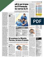 La Gazzetta Dello Sport 18-03-2018 - Serie B - Pag.1