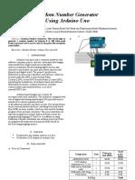 Modify IEEE Report