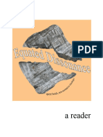 Equated Dissonance- A Reader
