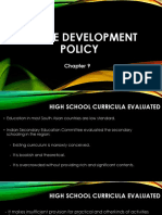 Chapter9-People Development Policy