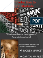 Capital Market and Participants