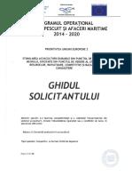 Ghidul Solicitantului Pescuit Si Acvacultura-II.2