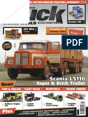 Brand New 1:50 Scale Wsi Daf 8x4  Cat Walk Ideal for Code 3 Heavy Haulage