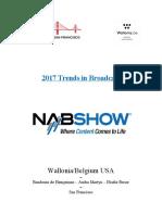 2017 Trends in Broadcast