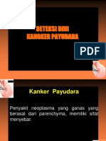 Deteksi Kanker Payudara New