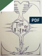 The Time of Ending Player's Handbook v1.2