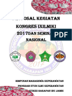 Proposal Kongres Ix Ilmiki