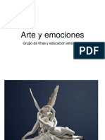 Arte y Emociones