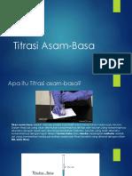 PPT Perhitungan Titrasi