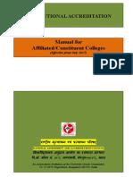 RAF Affiliated College Manual