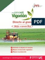 Aminovit Vigorion Especial Cereal