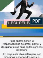 2016-06-05 El Rol Del Padre