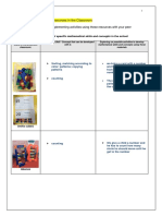 task 5   mathematical resources in the classroom