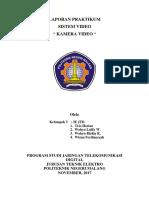 Laporan Praktikum Sistem Video dan Lab
