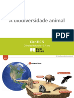 A Biodiversidade Animal
