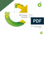 Bp Energy Outlook 2018