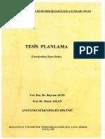 Tesis Planlama