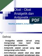 analgetik antipiretik