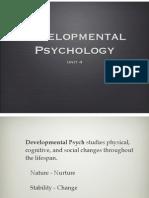 u04 Developmental Psychology slides