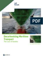 Decarbonising Maritime Transport Sweden